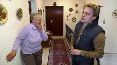 Die Trovatos - Detektive Decken Auf - ältere Dame Benimmt Sich Sonderbar