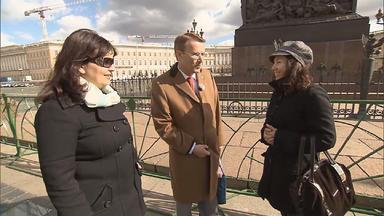 Traumfrau Gesucht - Konkurrenzkampf In Odessa