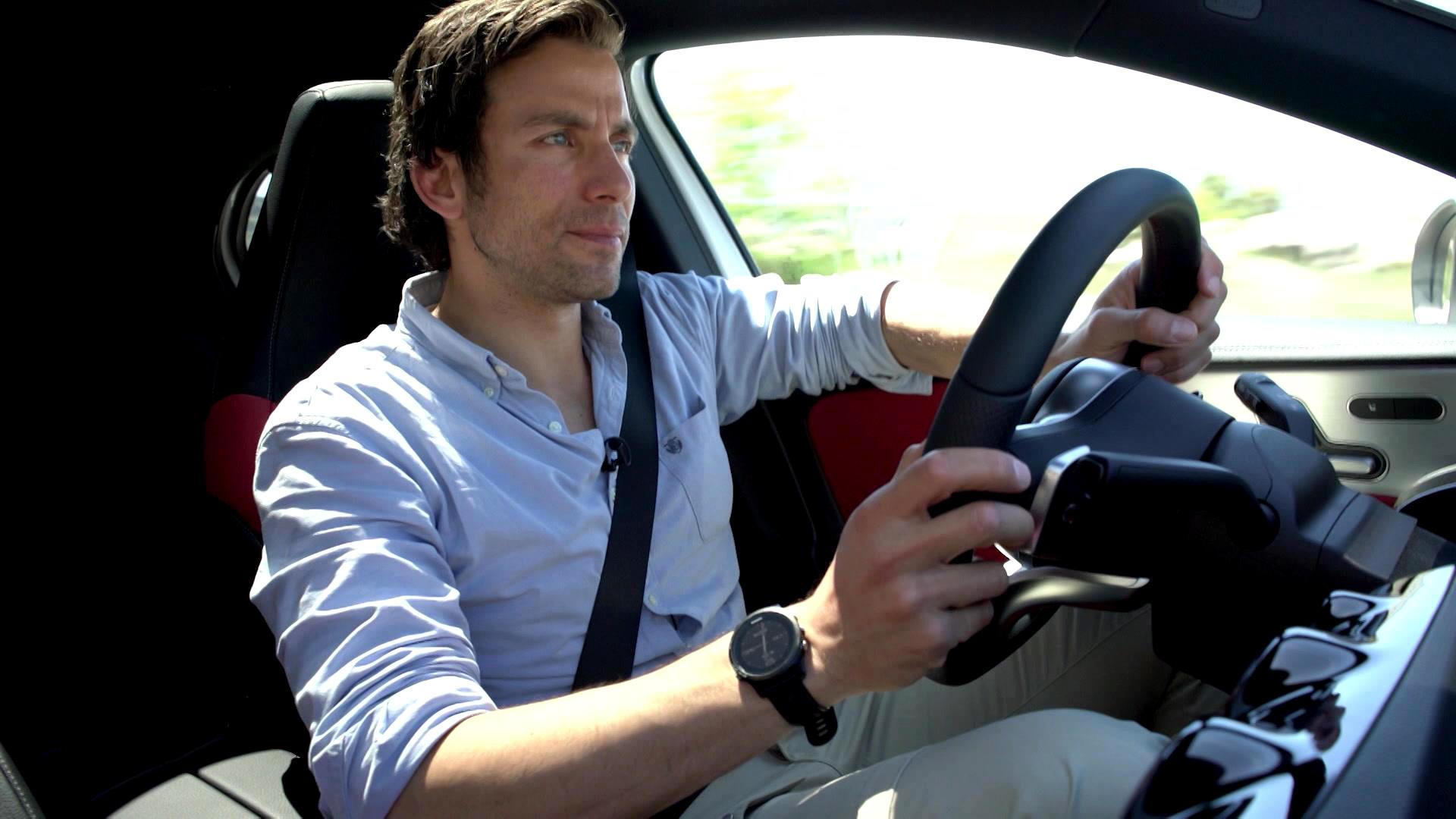 Thema u.a.: Fahrbericht: Mercedes A-Klasse mit Andy | Folge 22