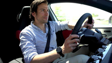 Auto Mobil - Thema U.a.: Fahrbericht: Mercedes A-klasse Mit Andy