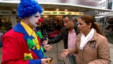 Die Trovatos - Detektive Decken Auf - Clown Greift Ehemann In Fußgängerzone An