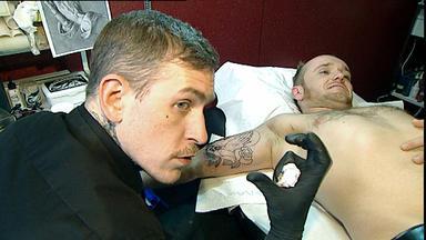 Exklusiv - Die Reportage - Zugestochen! Deutschland Im Tattoo-fieber