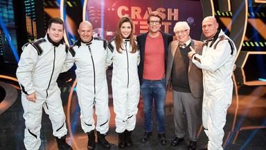 Crash Test Promis - Stars Im Selbstversuch - U.a.: Detlef Steves In Ungeahnten Höhen