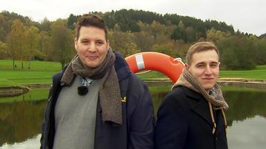 4 Hochzeiten Und Eine Traumreise - Tag 4: Dirk Und Serge, Rurberg