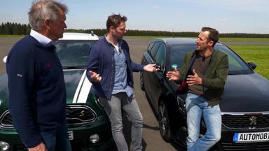 Auto Mobil - Thema U.a.: Vergleichstest: Pendlerautos Mit Alex