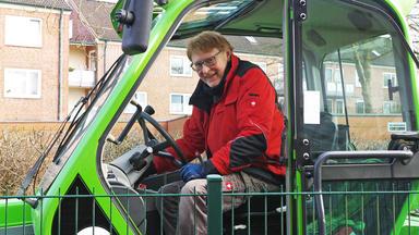 Zuhause Im Glück - Homas Wird Bald An Den Rollstuhl Gefesselt Sein