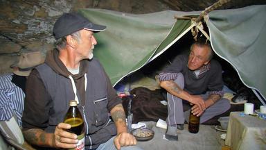 Die Alltagskämpfer - Überleben In Deutschland - Obdachlos Im Urlaubsparadies