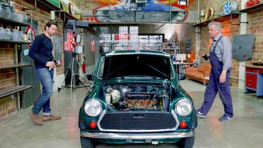Auto Mobil - Thema U.a.: Mini Umbau Teil 1