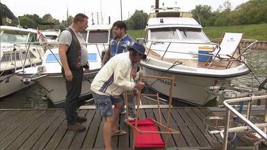 Privatdetektive Im Einsatz - Alarm Im Yachthafen - Verkaufte Liebe
