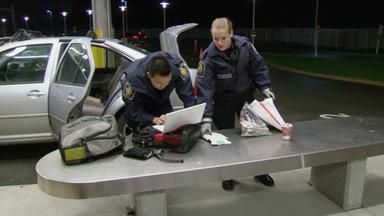 Border Patrol Canada - Einsatz An Der Grenze - Mysteriöser Koffer