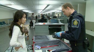 Border Patrol Canada - Einsatz An Der Grenze - Der Fischer Mit Dem Grünen Daumen