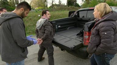 Border Patrol Canada - Einsatz An Der Grenze - Alter Schützt Vor Strafe Nicht